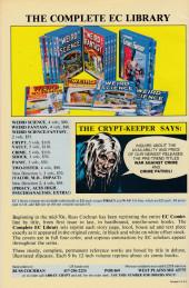 Verso de Vault of Horror (The) (1992) -4- The Vault of Horror 15 (1950)