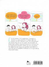 Verso de Ma vie avec un scientifique -1- La fertilité