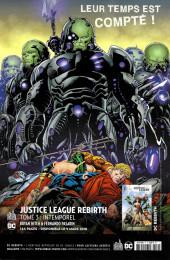 Verso de Justice League Rebirth (DC Presse) -10- Superman : Reborn (1/3)
