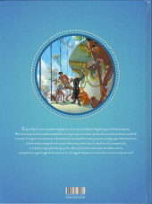 Verso de Spirou et Fantasio (Une aventure de.../Le Spirou de...) -13- Fondation Z