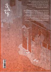 Verso de La cantine de minuit -3- Volume 3