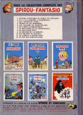 Verso de Spirou et Fantasio -12- Le nid des Marsupilamis