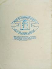 Verso de Le bandard fou - Tome 1a1974
