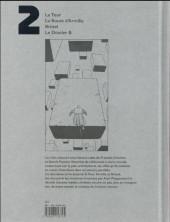 Verso de Les cités obscures -INT2- Livre 2