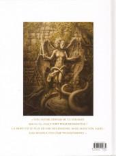Verso de Les chevaliers d'Héliopolis -2- Albedo, l'œuvre au blanc