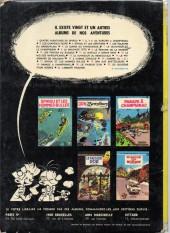 Verso de Spirou et Fantasio -12b72- Le nid des Marsupilamis