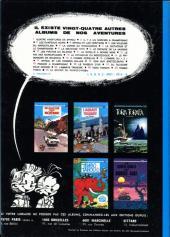 Verso de Spirou et Fantasio -13c75- Le voyageur du mésozoïque