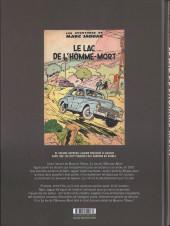 Verso de Marc Jaguar -1b2018- Le Lac de L'Homme Mort