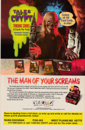Verso de Tales from the Crypt (1992) -5- Tales from the Crypt 21 (1950)