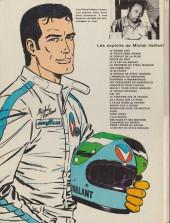 Verso de Michel Vaillant -8d1975- Le 8e pilote