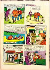 Verso de Rin Tin Tin (Dell - 1954) -6- (sans titre)