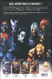 Verso de X-Men (Marvel Deluxe) - Les Extrémistes