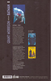 Verso de Batman (Grant Morrison présente) -INT1- Tome 1