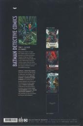 Verso de Batman : Detective Comics -3- La Ligue des ombres
