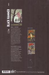 Verso de Black Hammer -2- L'Incident