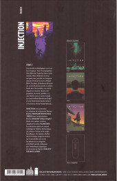 Verso de Injection -3- Tome 3