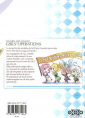 Verso de Sword art online - Girls' Ops -2- Tome 2