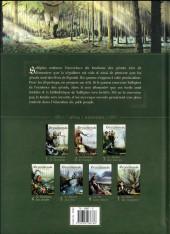 Verso de Brocéliande - Forêt du petit peuple -4- Le Tombeau des géants