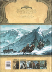 Verso de Orcs & Gobelins -3- Gri'im
