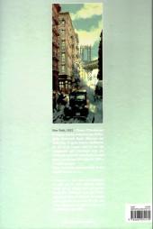 Verso de Un homme de joie  -1a16- La ville monstre .1