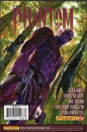 Verso de The last Phantom (Dynamite - 2010) -1H- (sans titre)