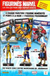 Verso de Marvel Generations -2- 2/4