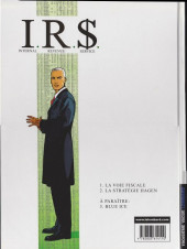 Verso de I.R.$. puis I.R.$ -2a2000- La stratégie Hagen
