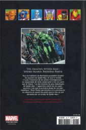 Verso de Marvel Comics - La collection (Hachette) -10881- The Amazing Spider-Man - Spider-Island, Première Partie