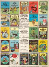 Verso de Tintin (Historique) -18C3bis- L'affaire Tournesol