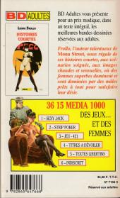 Verso de Histoires courtes (Frollo) -192- Histoires courtes