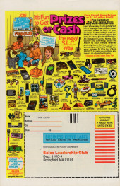Verso de Rom Spaceknight (Marvel - 1979) -20- Mindgames