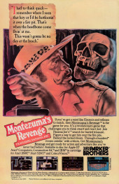 Verso de Rom (1979) -62- Truth or consequences