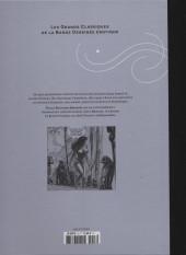 Verso de Les grands Classiques de la Bande Dessinée érotique - La Collection -5342- Druuna - tome 5 Mandragora