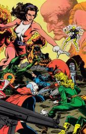 Verso de Doom Patrol Vol.2 (DC Comics - 1987) -1- The Doom Patrol!