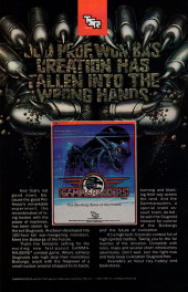 Verso de Doom Patrol Vol.2 (DC Comics - 1987) -2- Satellite of Doom