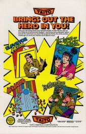 Verso de Doom Patrol Vol.2 (DC Comics - 1987) -6- Heroes and villains!