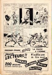 Verso de D'Artagnan (Les aventures du chevalier) -3- Le Guet-apens
