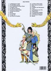 Verso de Thorgal -6b1997- La chute de Brek Zarith