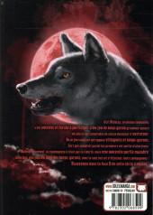 Verso de Hunt : Le jeu du loup-garou - Beast side -1- Tome 1