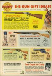 Verso de Four Color Comics (Dell - 1942) -1252- Andy Griffith