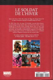 Verso de Marvel Comics : Le meilleur des Super-Héros - La collection (Hachette) -59- Le soldat de l'hiver