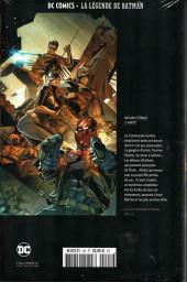 Verso de DC Comics - La légende de Batman -HS2- Batman eternal - 2e partie