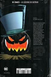 Verso de DC Comics - La légende de Batman -168- Des ombres dans la nuit