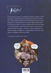 Verso de Krän -2- Le Walou Walou ancestral