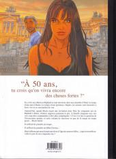 Verso de Une nuit à Rome -3TL- Tome 3