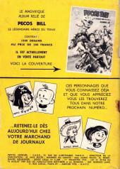 Verso de Pepito (1re Série - SAGE) -8- Le tomahawk diabolique