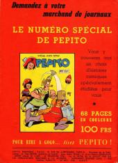 Verso de Pepito (1re Série - SAGE) -51- Scorbut à bord