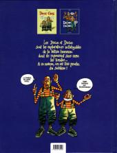Verso de Deux cons -2- Les Ducon & Ducon