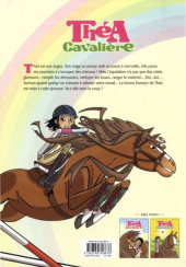 Verso de Théa cavalière -3- Au bout des rêves