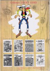 Verso de Lucky Luke -7b82- L'élixir du Docteur Doxey